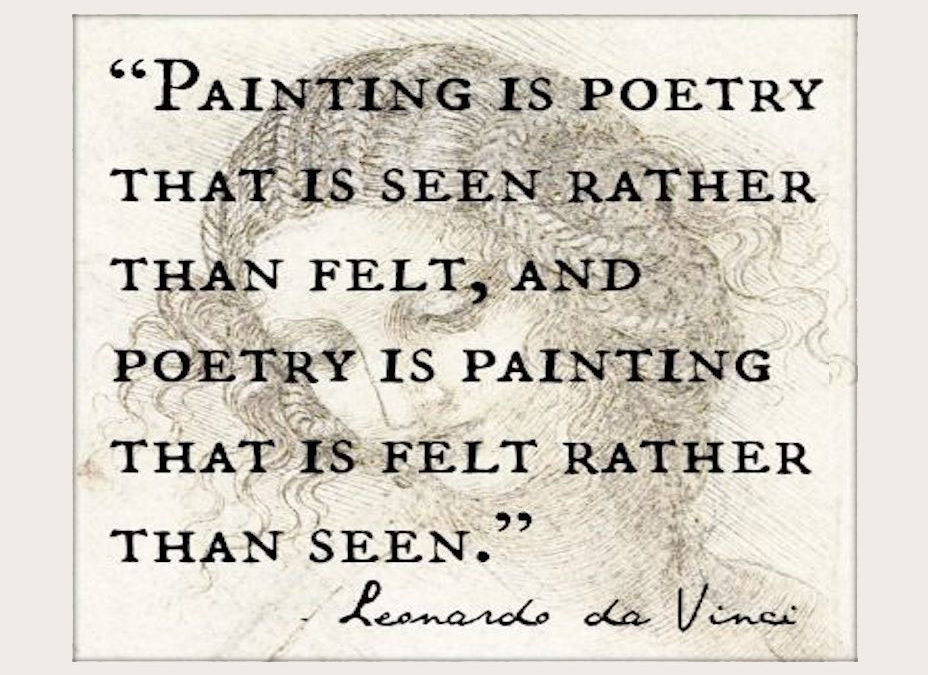 Explore Writing Through the Visual Beauty of Art